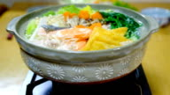Japanese Nabe Hot Pot