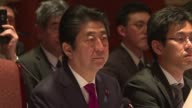 Japanese Prime Minister Shinzo Abe hosts a business forum with his Vietnamese counterpart in Hanoi as the world's third largest economy seeks to...