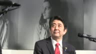 Japanese Prime Minister Shinzo Abe visited the Anne Frank museum in Amsterdam on Sunday hailing the lessons of history CLEAN Japan PM hails lessons...