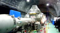 Japanese researchers on Friday November 6 unveiled a giant telescope built underground in central Japan joining an international race to detect the...