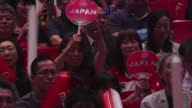 Japanese rugby fans were dejected but defiant after the Brave Blossoms were thrashed 4510 by Scotland four days after their stunning World Cup win...
