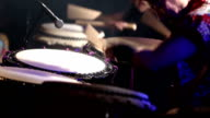 Japanese Taiko Drums Performance - Slow - Neutral Colors