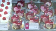 Japanese women flock to department stores to buy Valentine's Day chocolates for all the men in their lives but more of them this year are dispensing...