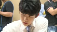 Japan's youngest professional shogi player 14yearold Sota Fujii set the alltime record for most consecutive wins on Monday continuing a winning...