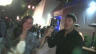 Jareb Dauplaise Caroline D'Amore at Milk Studios in Hollywood