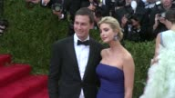 Jared Kushner and Ivanka Trump at 'China Through The Looking Glass' Costume Institute Benefit Gala Arrivals at Metropolitan Museum of Art on May 04...