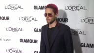Jared Leto at Glamour Magazine's 25th Annual Women Of The Year Awards at Carnegie Hall on November 09 2015 in New York City