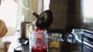 Jarring Homemade Jam