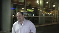 INTERVIEW Jason Alexander talks about XMen movie outside ArcLight Theatre in Hollywood in Celebrity Sightings in Los Angeles