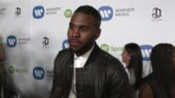 INTERVIEW Jason Derulo on the show favorite performances his new projects at Warner Music Group Hosts Annual Grammy Celebration in Los Angeles CA