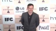 Jason Isaacs at the 2011 Independent Spirit Awards Arrivals at Santa Monica CA