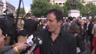Jason Isaacs at the Harry Potter and the Deathly Hallows Part Two World Premiere at London England