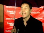 Jason Isaacs on his character whether it�s one of the more interesting characters in the film and what people will relate to at the 'Friends with...