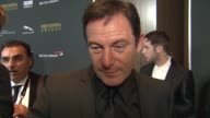 INTERVIEW Jason Isaacs on what BAFTA means to him at 2013 BAFTA Los Angeles Jaguar Britannia Awards Presented By BBC America in Beverly Hills CA on