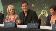 Jason Issacs on his favorite prop from the film at the Harry Potter The Deathly Hallows Part 2 Press Conference at London England