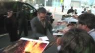 Jason Momoa Lisa Bonet Zoe Kravitz Rose McGowan Greet Fans at Conan The Barbarian Premiere in Los Angeles