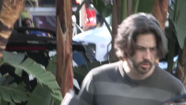 Jason Reitman arrives to the LA Kings vs NY Rangers Game 5 Stanley Cup Finals at the Staples Center in Los Angeles Celebrity Sightings in Los Angeles...