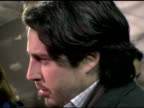 Jason Reitman speaking with the press at the 2006 Sundance Film Festival 'Thank You For Smoking' Premiere at Eccles Theatre in Park City Utah on...