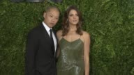 Jason Wu and Ashley Greene at Tony Awards Red Carpet Arrivals at Radio City Music Hall on June 07 2015 in New York City