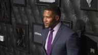 CLEAN JCPenney And Michael Strahan Launch Collection By Michael Strahan at ArtBeam on September 30 2015 in New York City