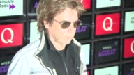 Jean Michel Jarre at Xperia Access Q Awards at Grosvenor House on October 22 2014 in London England
