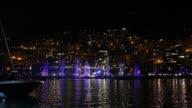 Jean Michel Jarre concert at the Monaco Royal Wedding Jean Michel Jarre Concert at Monaco
