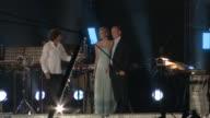 Jean Michel Jarre Princess Charlene and Prince Albert II of Monaco at the Monaco Royal Wedding Jean Michel Jarre Concert at Monaco