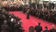 JeanPaul Belmondo Barbara Gandolfi at the The Beaver Premiere 64th Cannes Film Festival at Cannes