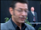 Jeff Goldblum at the Blockbuster Awards 99 at the Shrine Auditorium in Los Angeles California on May 25 1999