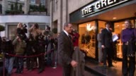 Jeff Goldblum at the The Laurence Olivier Awards at the Grosvenor House in London on March 9 2008