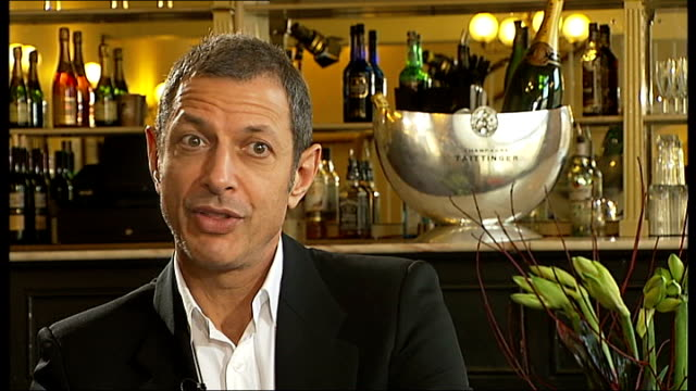 Jeff Goldblum makes West End stage debut in at the Old Vic INT Jeff Goldblum interview SOT