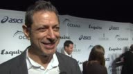 Jeff Goldblum on tonight's event on how he's involved in the event and on what he expects to see in The Esquire House's 'Ultimate Bachelor Pad' at...