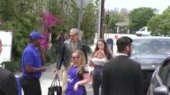 Jeff Goldblum outside Smashbox Studios in Culver City in Celebrity Sightings in Los Angeles