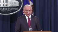 Jeff Sessions announces that the Trump administration is ending an amnesty protecting 800000 people brought to the United States illegally as minors...