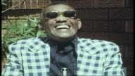 Jeffrey James interviews Ray Charles for 'Sounds Unlimited' program re bigotry and growing up with segregation