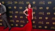 Jen Lilley at 42nd Annual Daytime EMMY Awards at Warner Bros Studios on April 26 2015 in Burbank California