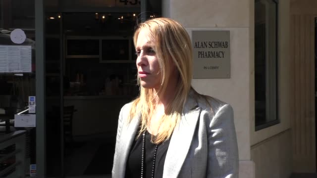 INTERVIEW Jenn Mann talks about the Kevin Hart sex scandal while shopping in Beverly Hills in Celebrity Sightings in Los Angeles