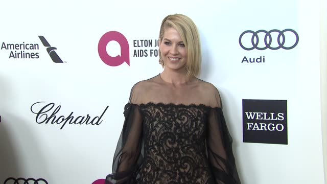 Jenna Elfman at Elton John AIDS Foundation Presents 22nd Annual Academy Awards Viewing Party Sponsored By Chopard Neuro Drinks And Wells Fargo on...