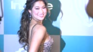Jenna Ushkowitz at the 13th Annual Warner Bros And InStyle Golden Globe AfterParty in Beverly Hills CA on 1/15/12