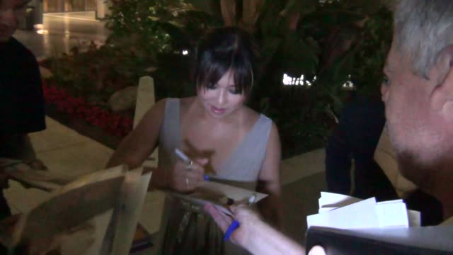 Jenna Ushkowitz at the Dorothy Chandler Pavilion Jenna Ushkowitz at the Dorothy Chandler Pavilion on July 27 2013 in Los Angeles California