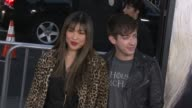Jenna Ushkowitz Kevin McHale at Game of Thrones Season 3 Premiere on 3/18/13 in Los Angeles CA