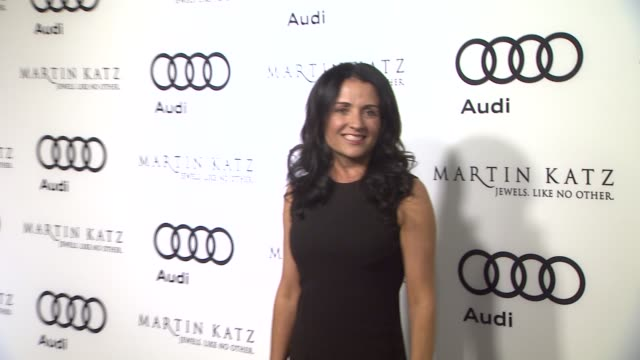 Jenni Pulos at the Audi And Martin Katz Celebrate The 2012 Golden Globe Awards in West Hollywood CA