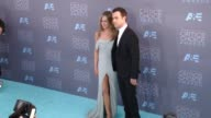 Jennifer Aniston Justin Theroux at 21st Annual Critics' Choice Awards in Los Angeles CA