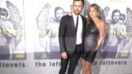 Jennifer Aniston Justin Theroux at the Premiere Of HBO's 'The Leftovers' Season 3 at Avalon Hollywood on April 04 2017 in Los Angeles California