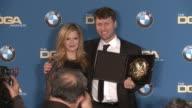 Jennifer Jason Leigh and Matthew Heineman at 68th Annual Directors Guild Of America Awards at the Hyatt Regency Century Plaza on February 06 2016 in...