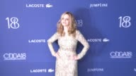 Jennifer Jason Leigh at 18th Costume Designers Guild Awards with Presenting Sponsor LACOSTE in Los Angeles CA