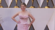 Jennifer Jason Leigh at 88th Annual Academy Awards Arrivals at Hollywood Highland Center on February 28 2016 in Hollywood California 4K