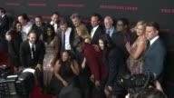 Jennifer Jason Leigh Demian Bichir Bruce Dern Michael Madsen Samuel L Jackson Kurt Russell Channing Tatum Zoe Bell and Tim Roth at 'The Hateful...