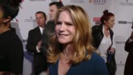 INTERVIEW Jennifer Jason Leigh on being at the event and on her film 'The Hateful Eight' at the BAFTA Los Angeles Awards Season Tea Party at Four...