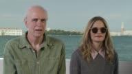 INTERVIEW Jennifer Jason Leigh Tom Noonan on never doing stop motion before at 'Anomalisa' Interview 72nd Venice Film Festival on September 09 2015...